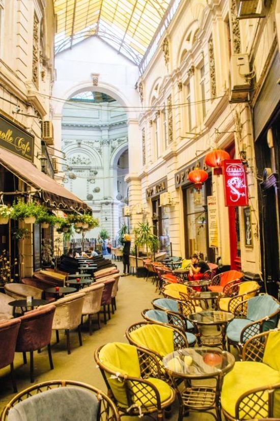 Warum Bukarest Ihre nächste Städtereise sein sollte