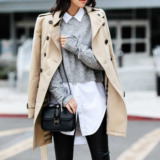 5 Coats To Wear In Fall You'll Love
