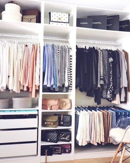 How To Clear Out Your Closet The Right Way