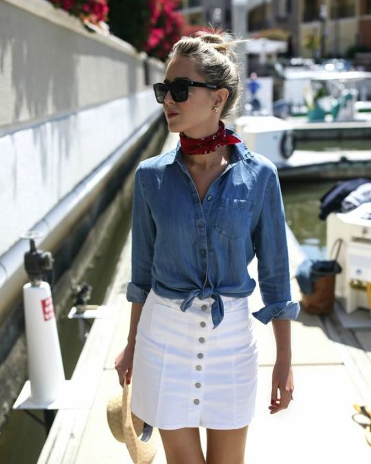 *8 Clothing Pieces For You To Try On This Summer