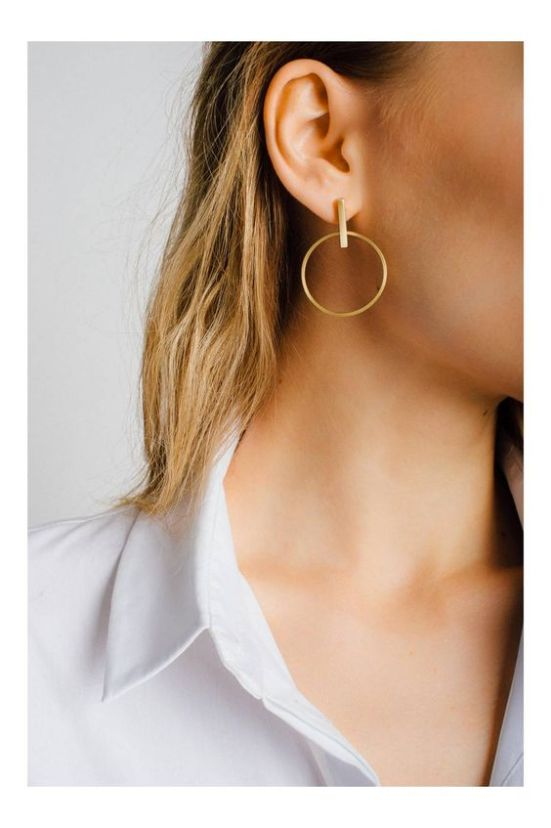 11 Classic Earrings You Should Be Wearing