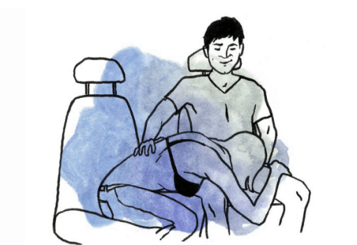 5 Car Sex Positions That Will Spice Up Your Sex Life