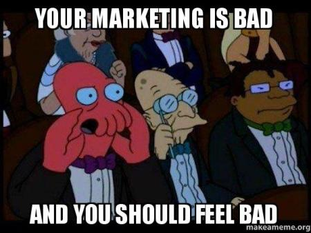 10 Things You'll Only Understand If You're A Marketing Major