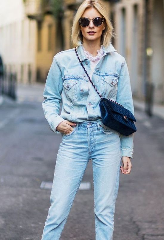*Double Denim: How To Wear It And What To Wear It With