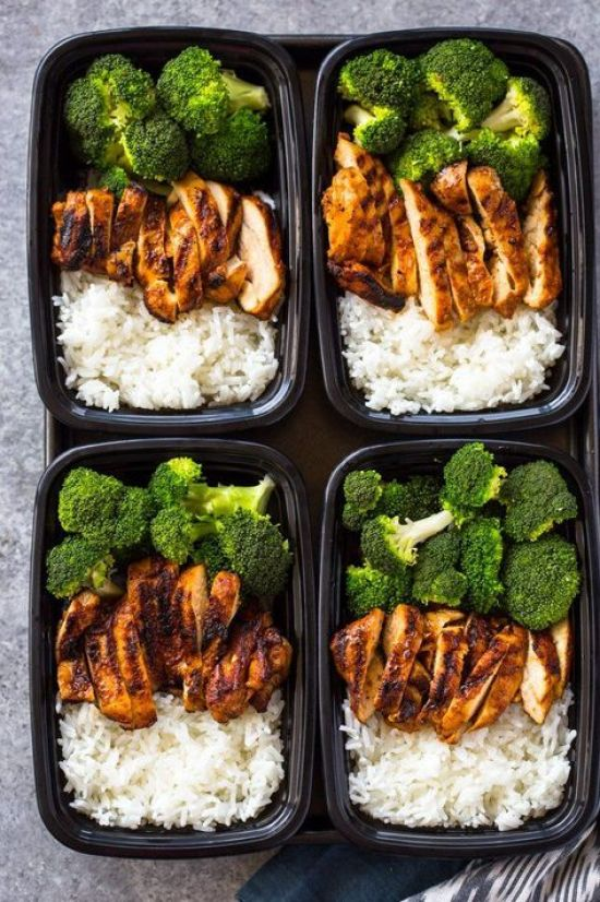 10 Healthy Meals That Will Keep You On Your Fitness Grind