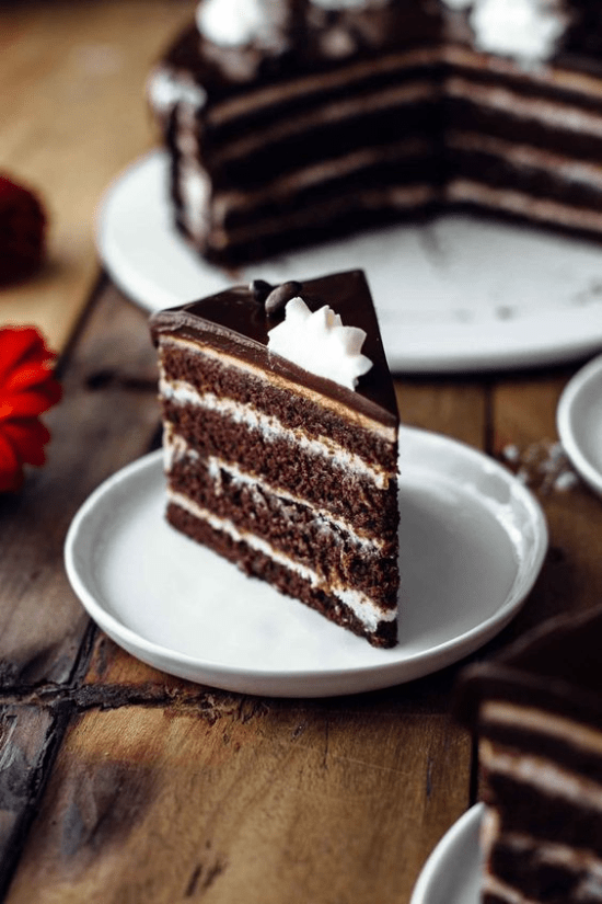 8 Scrumptious Chocolate Cakes That Will Have You Salivating