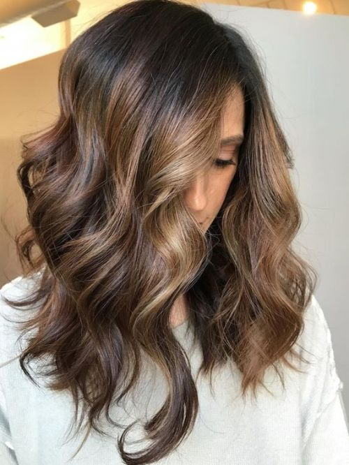 15 Ideas For Light Brown Balayage