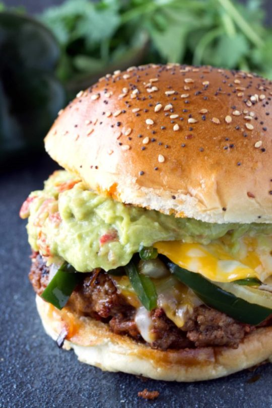 Burgers 7 Ways For Your Next BBQ