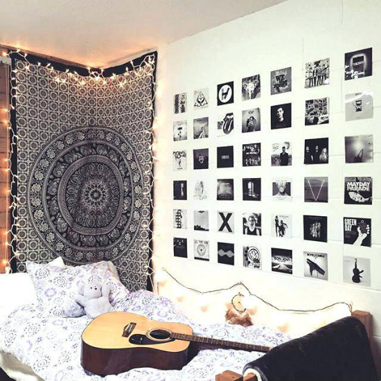 10 Spring Dorm Room Decor Ideas That Will Freshen Up Your Space