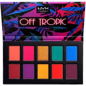 Best Eye-Popping Eye Shadow Palettes For This Summer