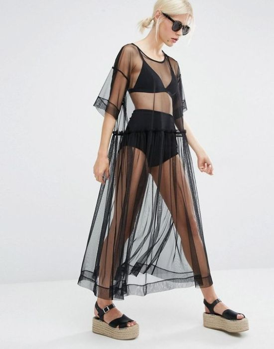 *Spring's Hottest Sheer Dresses You Need To Buy RN