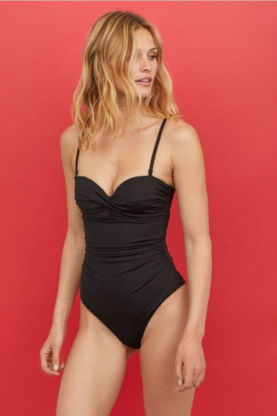 10 Black Swimsuits Perfect For The Beach Or Pool