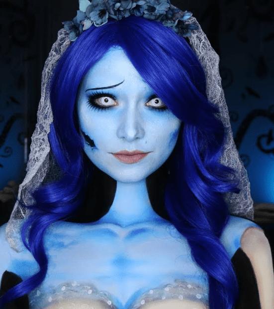 10 Halloween Makeup Tutorials Under 5 Minutes