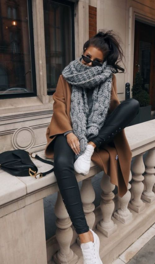 *12 Warm Fall Scarves Perfect For Chilly Weather