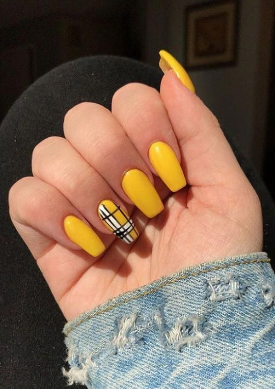 15 Manicure Ideas You Should Try For The Summer Society19