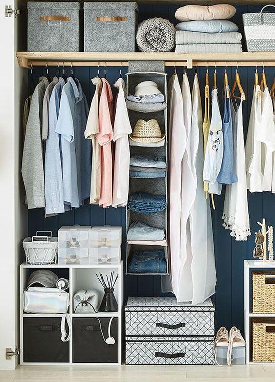 8 Tips You Should Follow When Organizing Your Closet