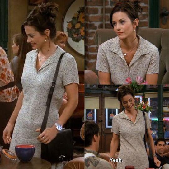 Shop Monica Geller's Best Outfits