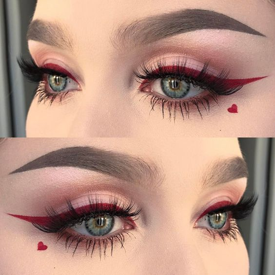 10 Sexy Makeup Looks You Need To Try This Valentine's Day