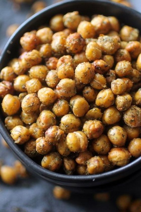 10 Healthy Snacks To Take On The Plane
