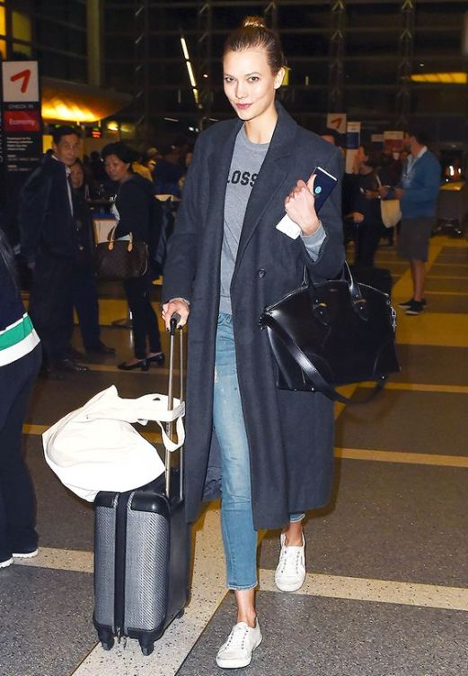 Celebrity Inspired Reasons Why You Should Ditch Sweatpants Next Time You Fly