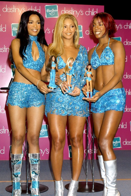 The Top 10 Destiny's Child Outfits