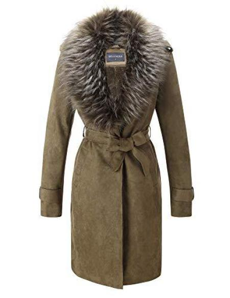 *15 Faux Fur Coats You'll Die Over This Winter
