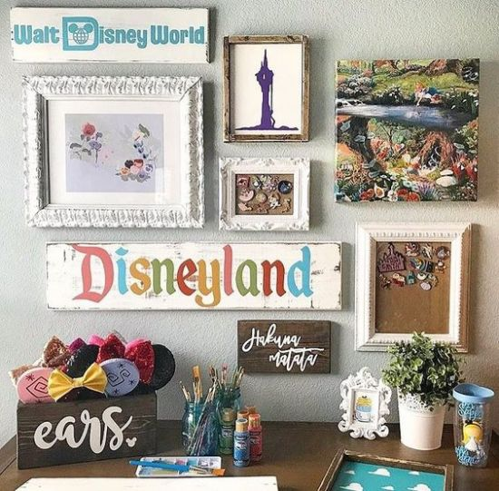 10 Unique Disney Decor Looks That Will Make Your Home Look Magical
