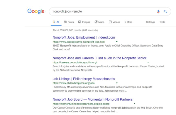 5 Ways to Dig Deeper for Jobs on Google