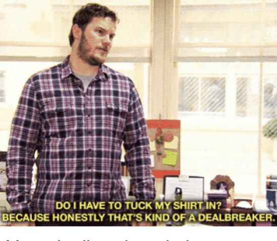 7 times we could all relate to Andy Dwyer on Parks and Recreation