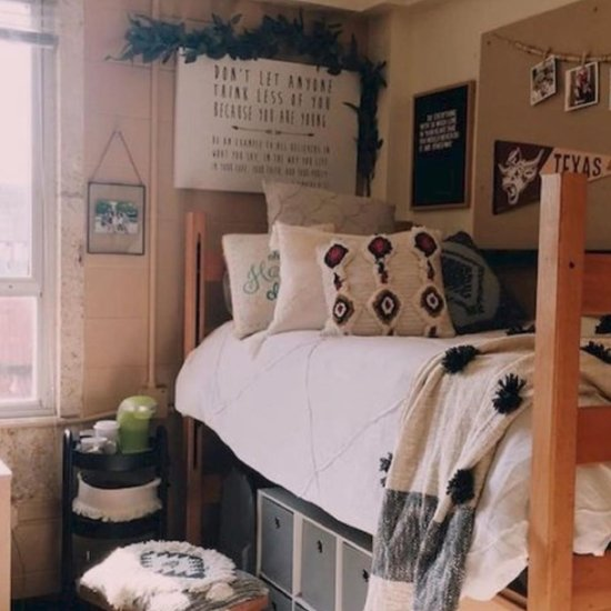 21 Of The Best Decorated Dorm Rooms That'll Instantly Inspire You