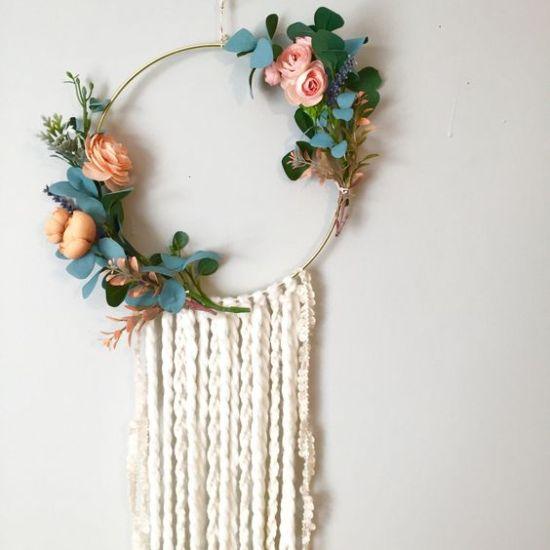 7 Floral DIYs That Will Transform Your Dorm Room