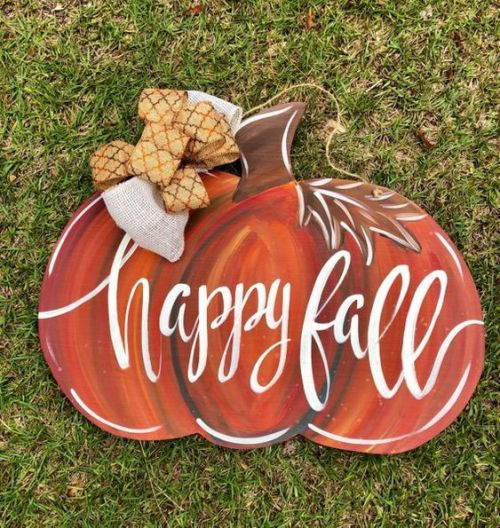 10 DIY Wooden Pumpkin Ideas You'll Love For Fall
