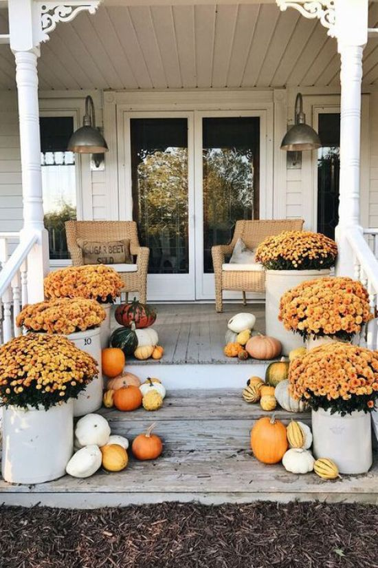 The Best Fall Decor Looks For Your Home