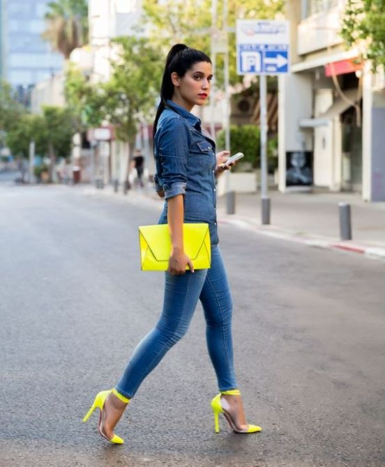 How To Mix And Match Neon Colours The Right Way