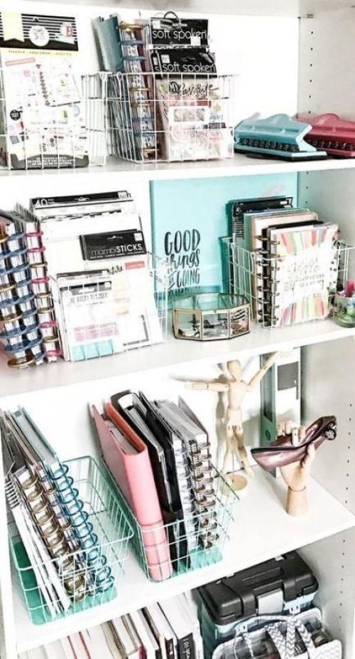 12 Cute Decor Ideas To Organize Your Dorm