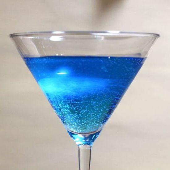 Fruitiest Mocktails - Blue Shoe