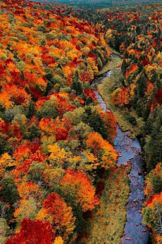 10 Places To Visit This Fall That You Won't Regret