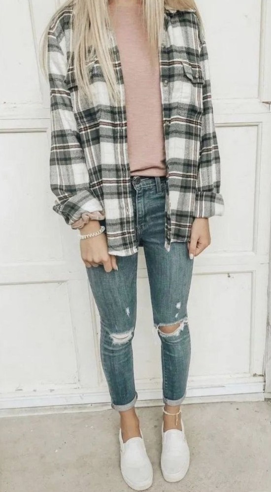 *18 Insanely Cute Outfits For Your Freshman Year