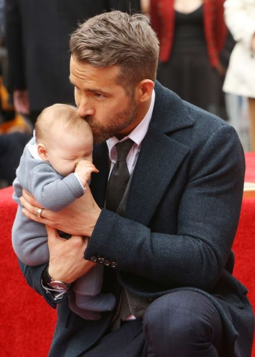 10 Sexy Celebrity Dads You Should Celebrate This Father's Day