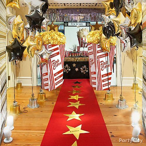 10 Oscar Viewing Party Tips That Will Make Your House Like The Red Carpet