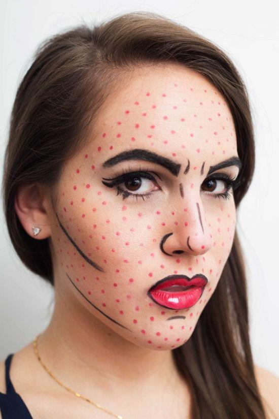 10 Last Minute Halloween Makeup Tutorials For Procrastinators