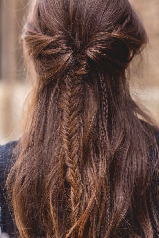 20 Braided Hair Styles You'll Want To Wear Over And Over Again This Spring