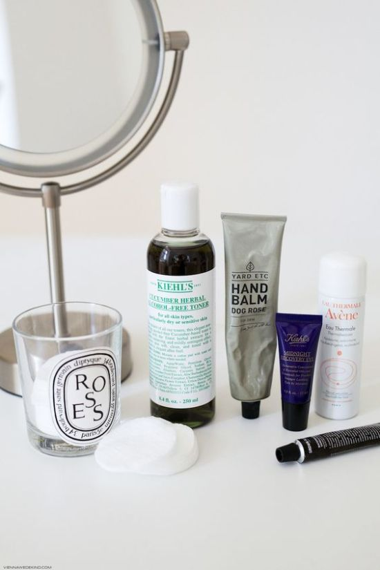 The Ultimate Skin Care Kit For A Long-Haul Flight