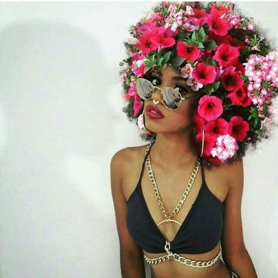 8 Beautiful Natural Hairstyles for African American Women