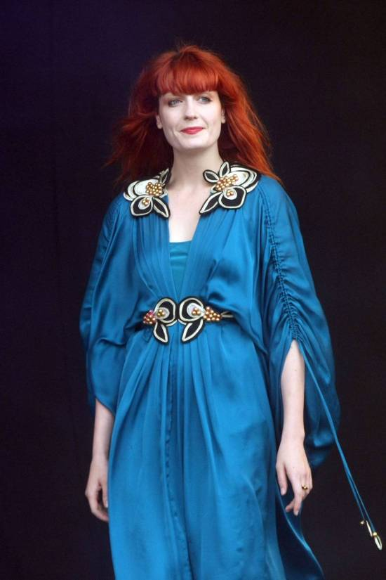 Top Ten der Florence Welch Style Momente