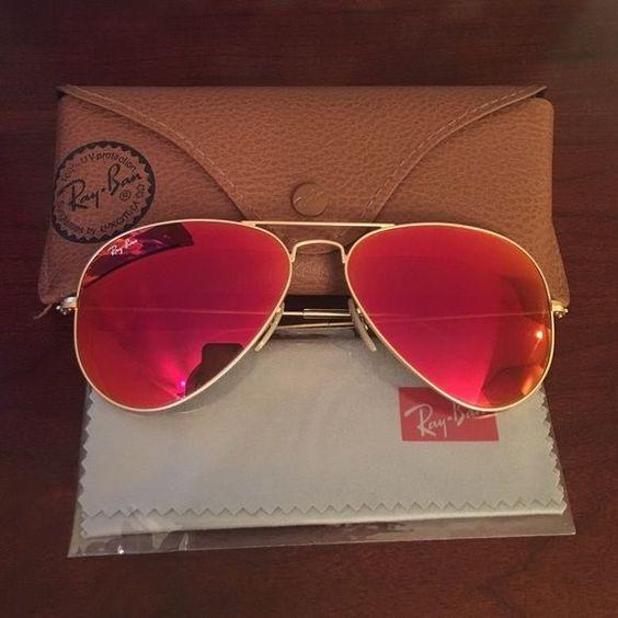 coloured aviators men's sunglasses