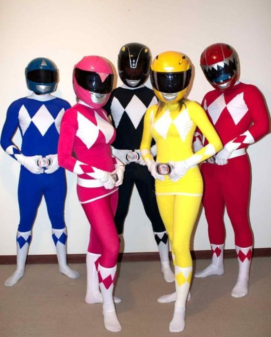These Halloween Costumes Are Squadghouls