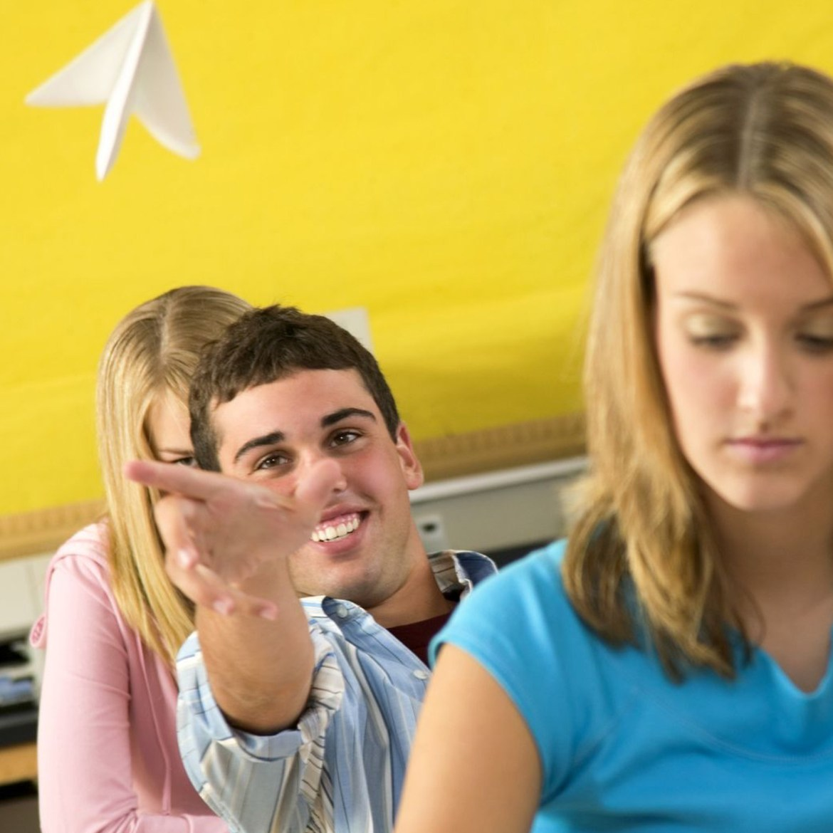 The Kinds Of People You Will Meet In High School: Which One Are You?