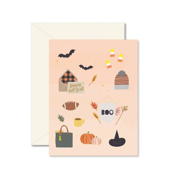 Cute Cards To Get To Send Your Friends This Fall