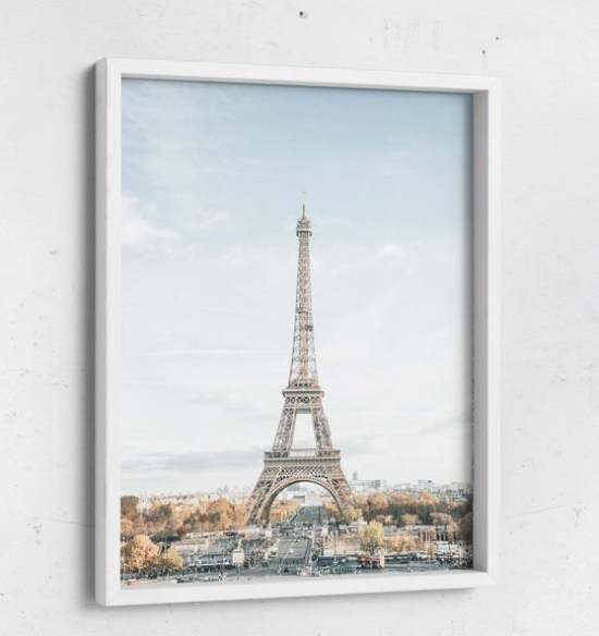 10 Parisian Inspired Things To Add To Your Dorm Room